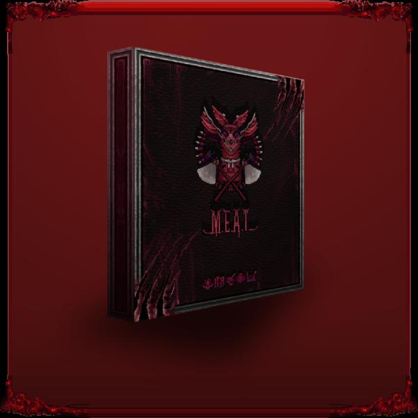 Gra M.E.A.T. rpg w wersji fizycznej