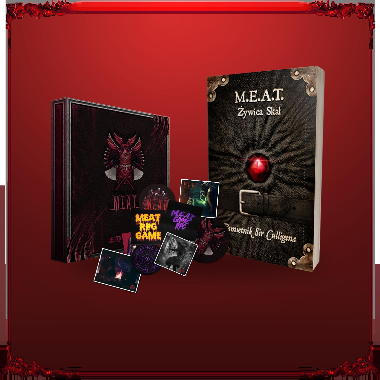 M.E.A.T. Pakiet Kolekcjonera