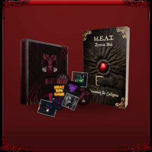 M.E.A.T. Pakiet Kolekcjoner